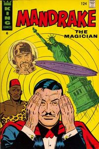 Cover Thumbnail for Mandrake the Magician (King Features, 1966 series) #6