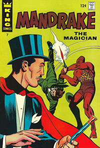 Cover Thumbnail for Mandrake the Magician (King Features, 1966 series) #7