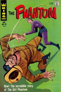 Cover for The Phantom (King Features, 1966 series) #20