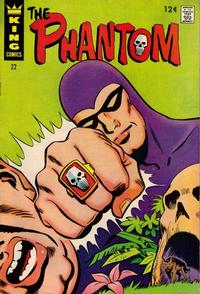 Cover Thumbnail for The Phantom (King Features, 1966 series) #22