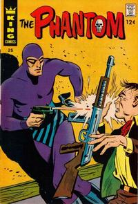 Cover Thumbnail for The Phantom (King Features, 1966 series) #25