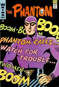 Cover Thumbnail for The Phantom (King Features, 1966 series) #26