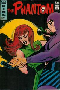 Cover Thumbnail for The Phantom (King Features, 1966 series) #27