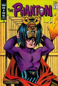 Cover Thumbnail for The Phantom (King Features, 1966 series) #28