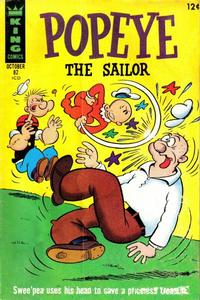 Cover Thumbnail for Popeye (King Features, 1966 series) #82