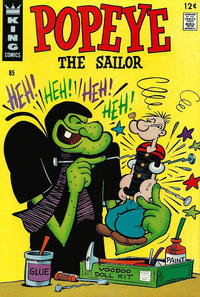 Cover Thumbnail for Popeye (King Features, 1966 series) #85