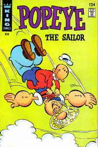 Cover Thumbnail for Popeye (King Features, 1966 series) #88