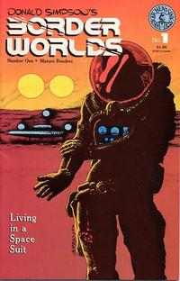 Cover Thumbnail for Border Worlds (Kitchen Sink Press, 1986 series) #1