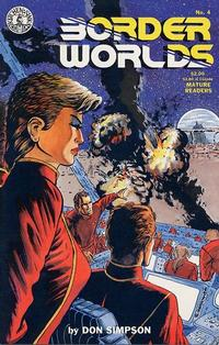 Cover Thumbnail for Border Worlds (Kitchen Sink Press, 1986 series) #4