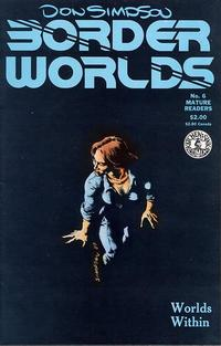 Cover Thumbnail for Border Worlds (Kitchen Sink Press, 1986 series) #6