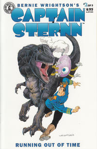 Cover Thumbnail for Captain Sternn: Running Out of Time (Kitchen Sink Press, 1993 series) #2