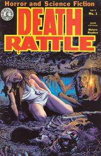 Cover Thumbnail for Death Rattle (Kitchen Sink Press, 1985 series) #1