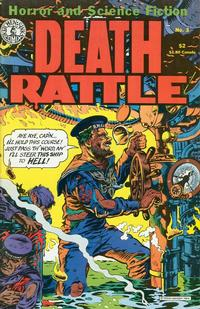 Cover Thumbnail for Death Rattle (Kitchen Sink Press, 1985 series) #3