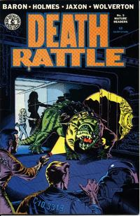 Cover Thumbnail for Death Rattle (Kitchen Sink Press, 1985 series) #5