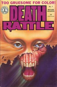 Cover Thumbnail for Death Rattle (Kitchen Sink Press, 1985 series) #7