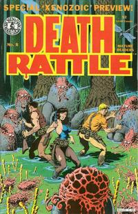 Cover Thumbnail for Death Rattle (Kitchen Sink Press, 1985 series) #8