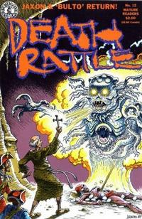 Cover Thumbnail for Death Rattle (Kitchen Sink Press, 1985 series) #12