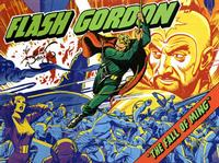 Cover Thumbnail for Flash Gordon (Kitchen Sink Press, 1990 series) #4 - The Fall of Ming