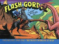 Cover Thumbnail for Flash Gordon (Kitchen Sink Press, 1990 series) #5 - Between Worlds at War