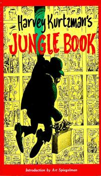 Cover Thumbnail for Harvey Kurtzman's Jungle Book (Kitchen Sink Press, 1986 series) #[nn]