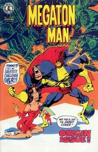 Cover Thumbnail for Megaton Man (Kitchen Sink Press, 1984 series) #1