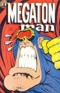 Cover Thumbnail for Megaton Man (Kitchen Sink Press, 1984 series) #10