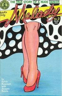 Cover Thumbnail for Melody (Kitchen Sink Press, 1988 series) #2