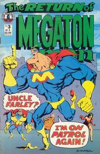 Cover Thumbnail for The Return of Megaton Man (Kitchen Sink Press, 1988 series) #3