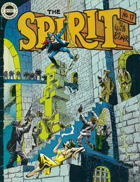 Cover Thumbnail for The Spirit (Kitchen Sink Press, 1977 series) #17