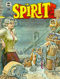 Cover Thumbnail for The Spirit (Kitchen Sink Press, 1977 series) #19