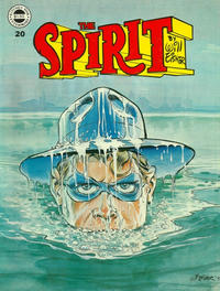 Cover Thumbnail for The Spirit (Kitchen Sink Press, 1977 series) #20