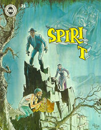 Cover Thumbnail for The Spirit (Kitchen Sink Press, 1977 series) #21