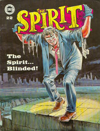 Cover Thumbnail for The Spirit (Kitchen Sink Press, 1977 series) #22