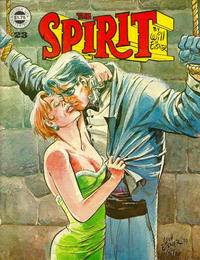 Cover Thumbnail for The Spirit (Kitchen Sink Press, 1977 series) #23
