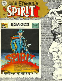 Cover for The Spirit (Kitchen Sink Press, 1977 series) #25