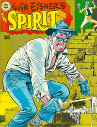 Cover Thumbnail for The Spirit (Kitchen Sink Press, 1977 series) #26