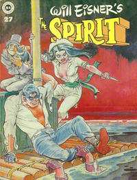 Cover Thumbnail for The Spirit (Kitchen Sink Press, 1977 series) #27