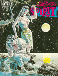 Cover Thumbnail for The Spirit (Kitchen Sink Press, 1977 series) #29