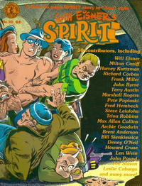 Cover Thumbnail for The Spirit (Kitchen Sink Press, 1977 series) #30
