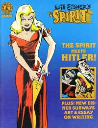 Cover Thumbnail for The Spirit (Kitchen Sink Press, 1977 series) #32