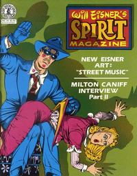 Cover Thumbnail for The Spirit (Kitchen Sink Press, 1977 series) #35