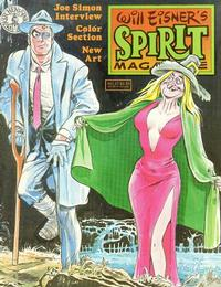 Cover Thumbnail for The Spirit (Kitchen Sink Press, 1977 series) #37