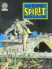 Cover Thumbnail for The Spirit (Kitchen Sink Press, 1977 series) #38