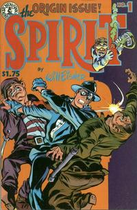 Cover Thumbnail for The Spirit (Kitchen Sink Press, 1983 series) #1
