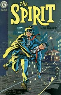 Cover Thumbnail for The Spirit (Kitchen Sink Press, 1983 series) #4