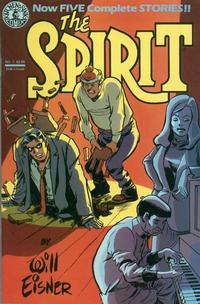 Cover Thumbnail for The Spirit (Kitchen Sink Press, 1983 series) #7