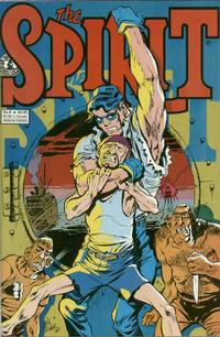 Cover Thumbnail for The Spirit (Kitchen Sink Press, 1983 series) #8