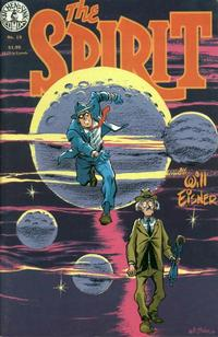 Cover Thumbnail for The Spirit (Kitchen Sink Press, 1983 series) #19