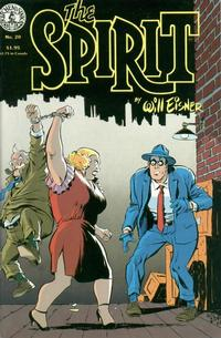 Cover Thumbnail for The Spirit (Kitchen Sink Press, 1983 series) #20