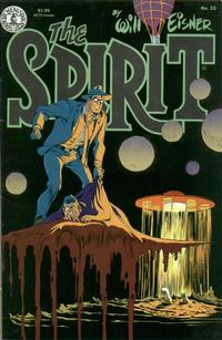 Cover Thumbnail for The Spirit (Kitchen Sink Press, 1983 series) #22